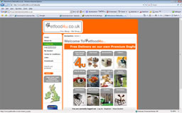 Click here for the Petfood4u website